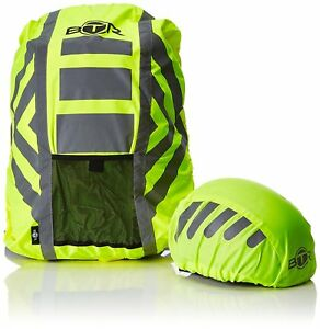 9af72312b1df Image is loading BTR-High-Visibilty-Reflective-Waterproof-Backpack-amp- Helmet-