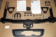 2014 - 2017 Jeep Cherokee OEM Hitch Receiver 82213349AC
