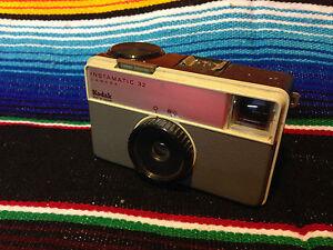 Retro-Vintage-Kodak-Instamatic-32-126-Cartucho-Camara-De-Pelicula-Lomo-Lomography