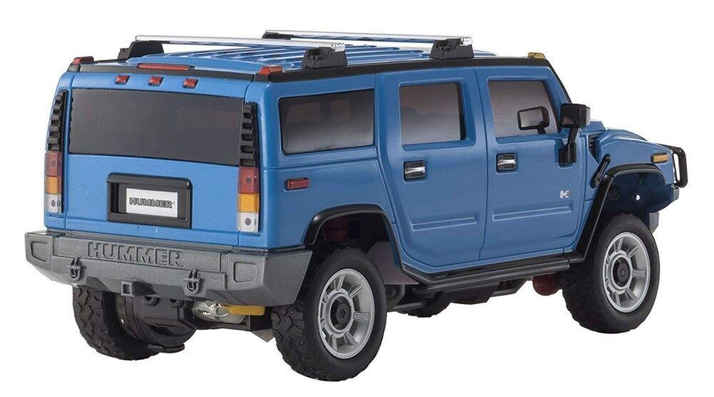 Rc Rc Rc Partes Kyosho 1 27 Minutos Autoscale Colección Mz Overland Hummer H2 6ec47a