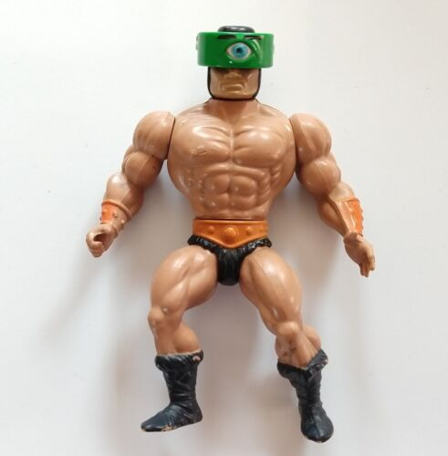 1981 Mattel MOTU Tri Klops Action Figure He-Man Masters of the Universe TriClops