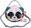 """2019 TY Flippables Sequin BAMBOO the Panda 9/"""" Fashion Purse 6 Way to wear MWMTs"""