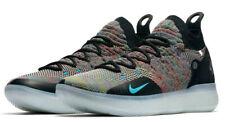 Nike Zoom KD 11 Twilight Pulse Black Basketball Shoes Ao2604