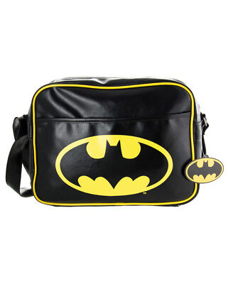 2019 Nuovo Stile Batman Borsa Bag Messenger Official Merchandise