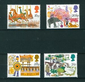 GB-1983-British-Fairs-full-set-of-stamps-MNH-Sg-1227-1230
