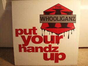 THE-WHOOLIGANZ-PUT-YOUR-HANDZ-UP-12-034-1993-RARE-ALCHEMIST-EVERLAST