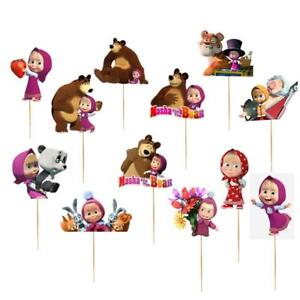 XL-MASHA-AND-THE-BEAR-CUPCAKE-CAKE-TOPPER-party-favors-balloon-freddy-supplies
