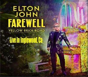 ELTON-JOHN-LIVE-FAREWELL-YELLOW-BRICK-ROAD-Inglewood-Ca-2019-3-CD