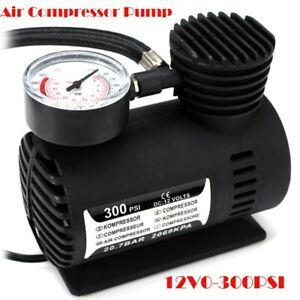 12V-Digital-Auto-Reifenfueller-Luftkompressor-Pumpe-300PSI-fuer-Zigarettenanzuender