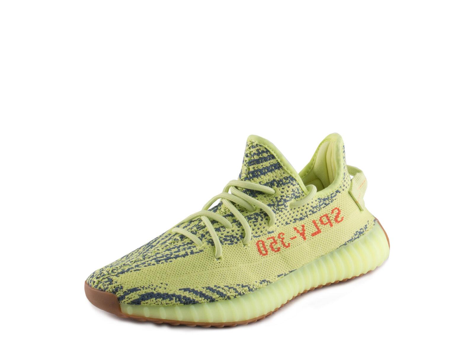 Adidas Mens Yeezy Boost 350 V2  Frozen Yellow  Frozen Yellow B37572