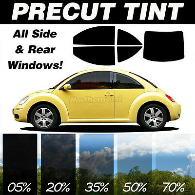 Precut All Window Film for VW Beetle 98-10 any Tint Shade