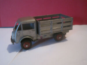 Dinky Toys Ancien Superbe Ford Maraicher Gris Metallise N°25a No Reedition