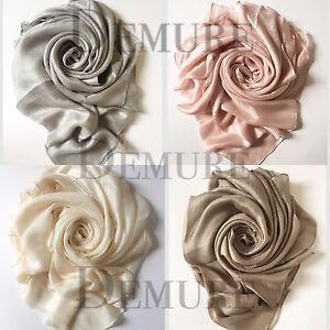 Satin-Silk-Hijab-Scarf-Elegant-Plain-Maxi-High-Quality-Shawl-Wrap-Cape-Sarong