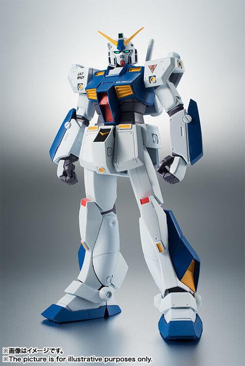 Bandai Robot Spirits lado MS RX-78NT-1 Gundam NT-1 Ver. figura de a.n.i.m.e.
