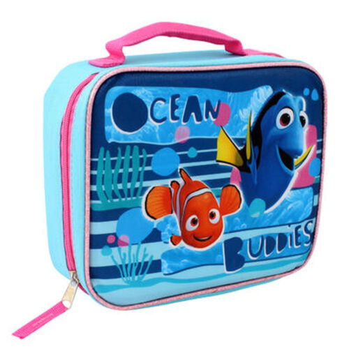 Lunch Snack Bag Tote Insulated Disney Finding Dory Nemo Girl New