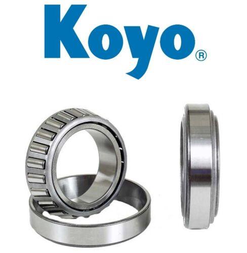 Fits Suzuki Samurai SJ410 SJ413 Wheel Bearings and Seals Front Koyo 09265 41001