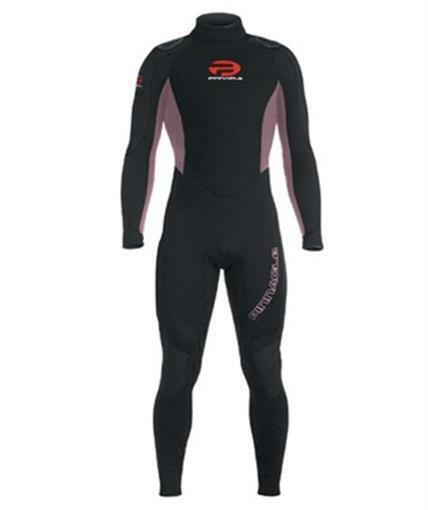 NEW 7mm Pinnacle Elastiprene Super Stretch Scuba Diving  Wetsuit Women's XS  big discount