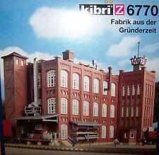 kibri 36770 Spur Z Fabrik aus der Gründerzeit #NEU in OVP#