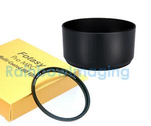 Bayonet-Hood-as-HB-77-amp-58mm-UV-Filter-for-Nikon-AF-P-70-300mm-f-4-5-6-3G-ED-Lens