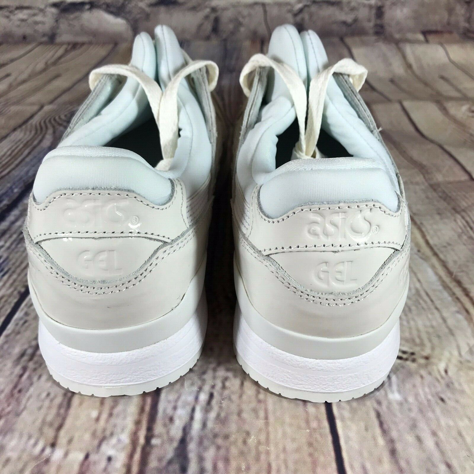 Details about ASICS Gel Lyte III WhiteWhite Womens running shoes HL7Q5.0101 Size 7 $120