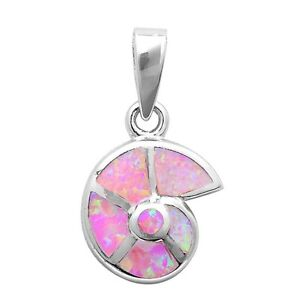 Pink-Opal-Shell-925-Sterling-Silver-Pendant