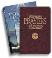 Prayers That Avail Much: Prayers That Avail Much : Three Bestselling Works Complete in One Volume by Germaine Copeland (2005, Leather, Gift, Anniversary)
