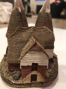 Lilliput-Lane-Kentish-Oast-House-1987-1988-England-Collection-Handmade-UK