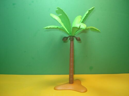 PALM ARBOL PLAYMOBIL  PALMERA DE 19 CM DE ALTURA ESTADO NUEVO TREE