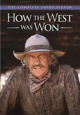 How the West Was Won: Season 3 (6 Discs 1979) - James Arness, Fionnula Flanagan