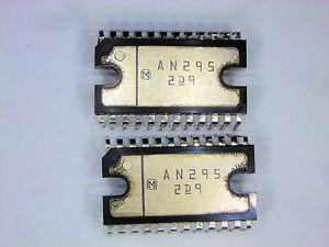 """AN6870N  /""""Original/"""" Panasonic 28P DIP IC  2  pcs Matsushita"""