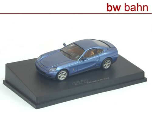 blau metallic Neu RedLine 1:87 87RL009 Ferrari 612 Scaglietti