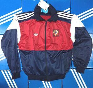 80s 70s Urss Adidas Claros Retro Vintage Chaqueta Originals wSqY0