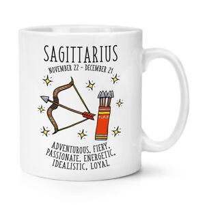 Sagittarius-Horoscope-10oz-Mug-Cup-Horoscope-Star-Sign-Astrology-Zodiac-Birthday