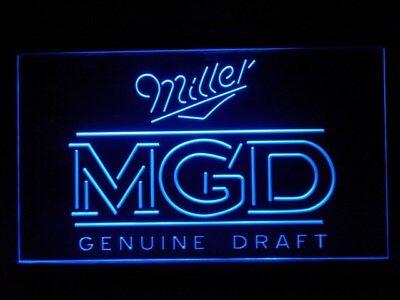 J321B Miller Lite Guitar Beer For Pub Bar Display Light Sign