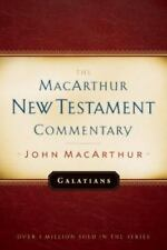 MacArthur New Testament Commentary: Galatians MacArthur New Testament Commentary 19 by John MacArthur (1987, Hardcover, New Edition)