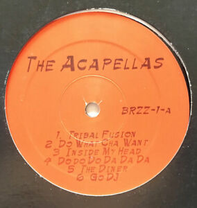 Details about Various - The Acapellas LP Not On Label (A Cappellas Series)  DJ Battle Tool
