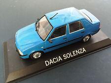 DACIA SOLENZA  MODEL DIECAST IXO / IST LEGENDARY CARS 1/43 B71
