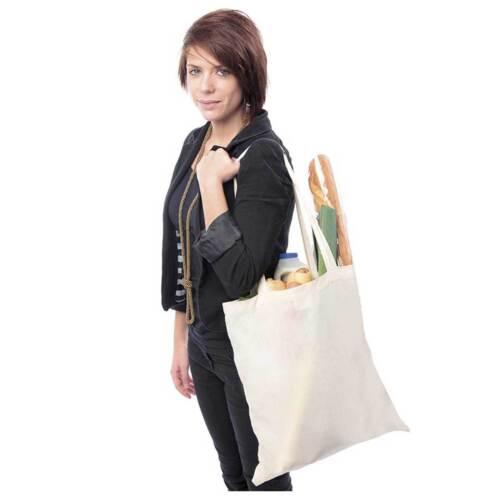 cotone X100 Borsa tracolla lotto promozionale lavoro Acquista di shopper con 100 X6xAOw