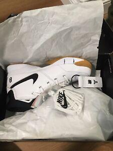 Undefeated X Nike Kobe 1 Protro White Gum AQ3635-100 SIZE 8.5  43aa9bec6