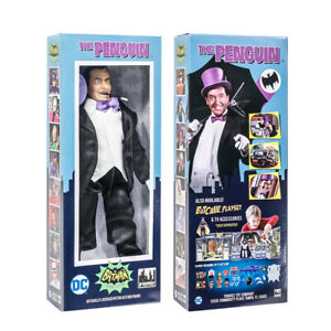 Batman-Classic-TV-Series-Boxed-8-Inch-Action-Figures-The-Penguin