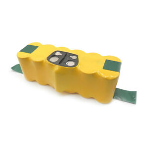 14-4V-4500mAh-NI-MH-Vacuum-Battery-For-iRobot-Roomba-500-610-760-860-880-580-700