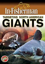 In-Fisherman Targeting North American Giants Fishing DVD Video