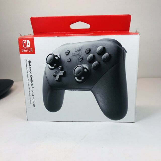Nintendo HACAFSSKA Wireless Controller for Switch - Black -Open Box 📦