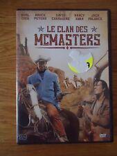 DVD * LE CLAN DES McMASTERS * David Carradine Nancy Kwan WESTERN