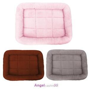 Heavy-Duty-Pet-Bed-Mattress-Dog-Cat-Pad-Mat-Cushion-Extra-Large-Medium-Small-NEW