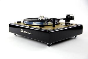 thorens td 146 tourne disque platine pi ce design restaur ebay. Black Bedroom Furniture Sets. Home Design Ideas