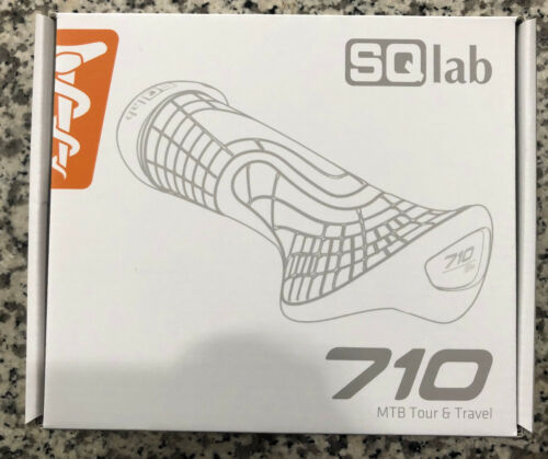 Tour neu SQlab 710 Ergonomische Lenkergriffe  Entlastungfluegel  Größe S   MTB