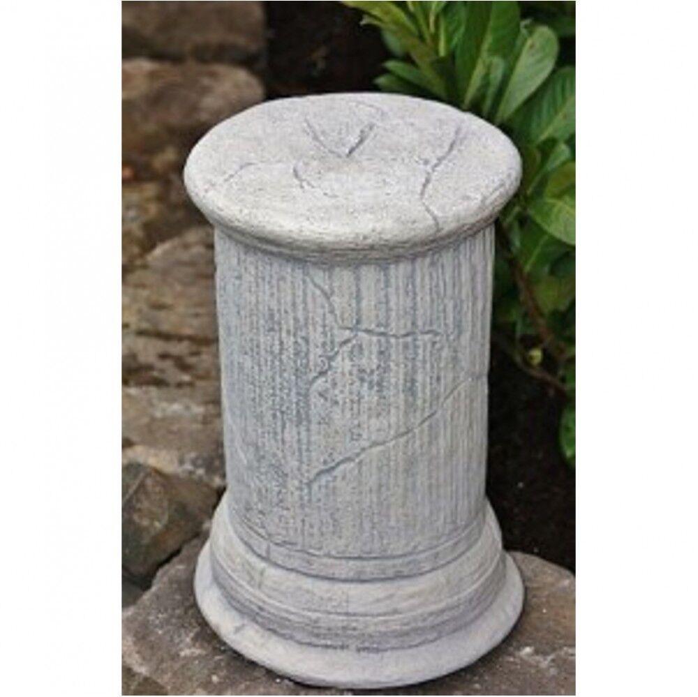 Columna Antiguo Escultura de Piedra Moldeada Nuevo Resistente a Heladas Figuras