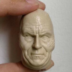 Blank-Hot-1-6-Scale-Star-Wars-Darth-Vader-Head-Sculpt-Unpainted
