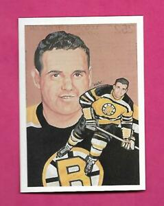 1987-HALL-OF-FAME-BRUINS-LEO-BOIVIN-ELECTED-1986-NRMT-MT-CARD-INV-C5055